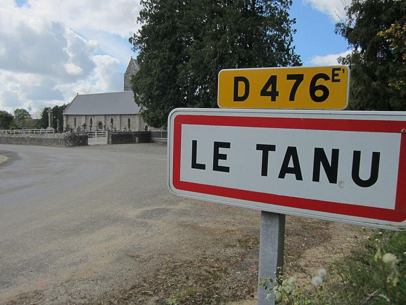 Le Tanu, Manche