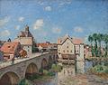 Le pont de Moret - Alfred Sisley.jpg
