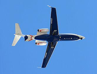 Learjet 40 - A Flexjet Learjet 40