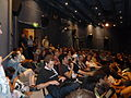 Lectures and talks - Wikimania 2011 P1040240.JPG