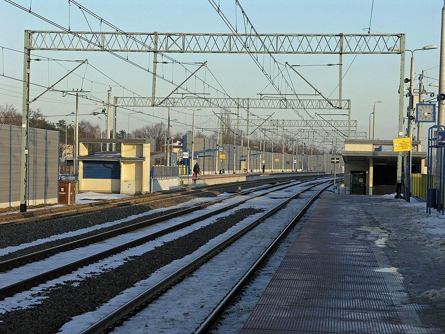 Legionowo Przystanek railway station