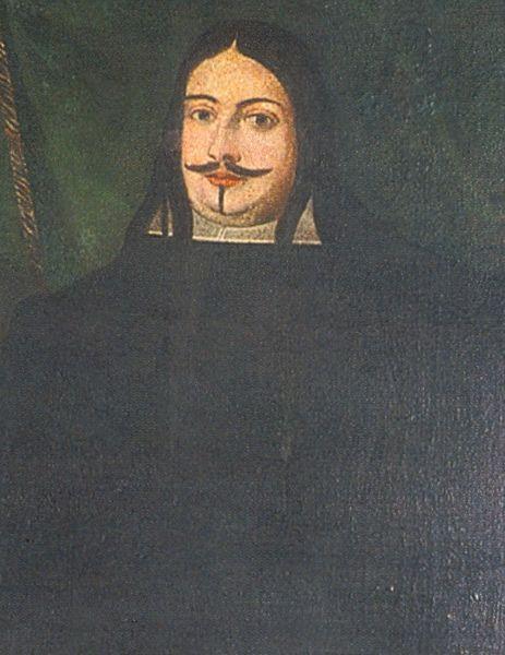 Retrato de Pedro Antonio Fernández de Castro.