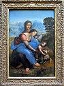 Leonardo da vinci, sant'anna, madonna col bambino e l'agnellino, 1503-1519 ca. 01.JPG