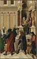 Leonhard Beck (zugeschrieben) - Mariae Tempelgang - 15869-L 2527 - Bavarian State Painting Collections.jpg