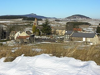 Les Vastres Commune in Auvergne-Rhône-Alpes, France
