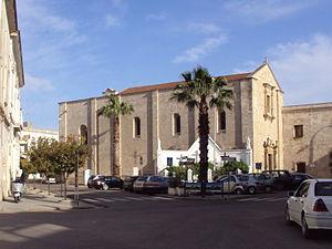 Leverano - Church and convent of Santa Maria delle Grazie