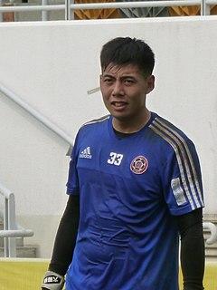 Liang Yuhao Chinese association football player