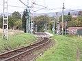 Liberec, Nová Ruda, přejezdy a zastávka.jpg