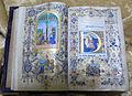 Libro d'ore di luisa de' medici, francesco rosselli e gherardo di giovanni, 1485, bibl. laurenziana 01.JPG