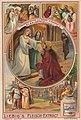 Liebigbilder 1903, Serie 559. Frauengestalten aus Opern Richard Wagner's - 2 Elsa und Ortrud - Lohengrin.jpg