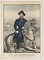 Lieut. Genl. Ulysses S. Grant- General in Chief of the armies of the United States LCCN2002708521.jpg