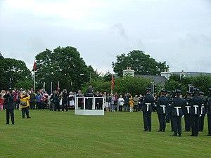 Lieutenant Governor of the Isle of Man - Lieutenant Governor's Speech, Tynwald Day.