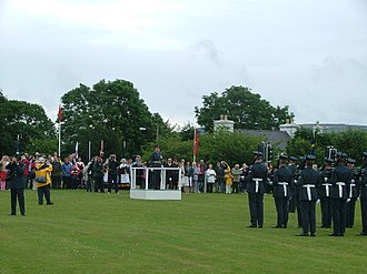 Lieutenant Governor of the Isle of Man - Lieutenant Governor's Speech, Tynwald Day.