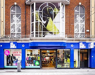 Life Style Sports - Life Style Sports in Mary Street, Dublin