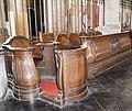 Lille Eglise Saint Maurice Stalles du choeur (WLM2018).jpg