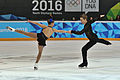 Lillehammer 2016 - Figure Skating Pairs Short Program - Justine Brasseur and Mathieu Ostiguy 5.jpg