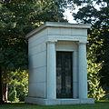 Lillian Russell Moore mausoleum, Allegheny Cemetery, Pittsburgh 1.jpg