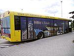 Linienbus Lotnisko - Airport Katowice-Pyrzowice.JPG