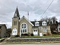 Linwood Baptist Church, Linwood, Cincinnati, OH (40449808913).jpg