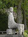 Linz-StMagdalena - Kriegerdenkmal von Max Stockenhuber - Detail I.jpg