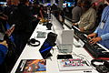 LittleBits Synth Kit on Korg booth 1 - 2015 NAMM Show.jpg