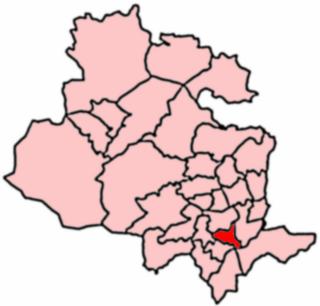 Little Horton electoral ward of Bradford City Council