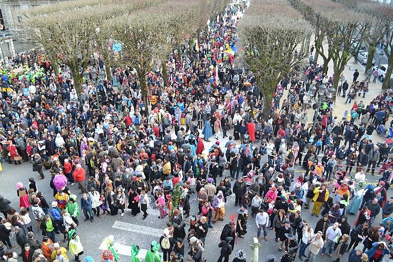 Passacarrèra - Carnaval Biarnés 2016