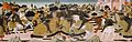 Lo Scheggia, Battle Scene, 1450-75, The J. Paul Getty Museum.jpg