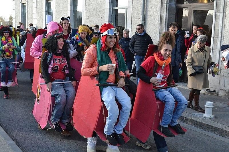 Passacarrèra - Carnaval Biarnés 2018