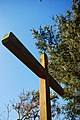 Lockerbie disaster memorial cross.jpg