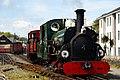 Locomotives at Porthmadog Harbour Station, Gwynedd - geograph.org.uk - 1844310.jpg