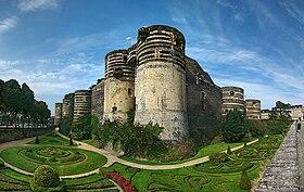Image illustrative de l'article Château d'Angers