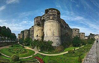 Château dAngers dAngers castle