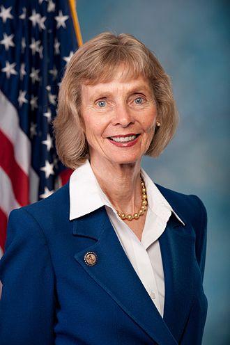 Lois Capps - Capps official portrait