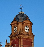 London-Woolwich, RACS Central Stores 03 (clock tower).jpg