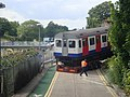 London Underground C69 stock on Museum Way, London W3.jpg