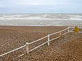 Lone Surfer, Bulverhythe Beach - geograph.org.uk - 526232.jpg