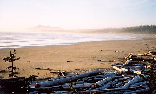 Long Beach, Pacific Rim NP
