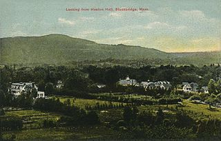 Stockbridge, Massachusetts Town in Massachusetts, United States