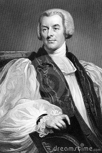 Lord George Murray (bishop) - Image: Lord george murray 1803