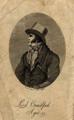 Thomas Pitt, 2nd Baron Camelford - Image: Lord Camelford