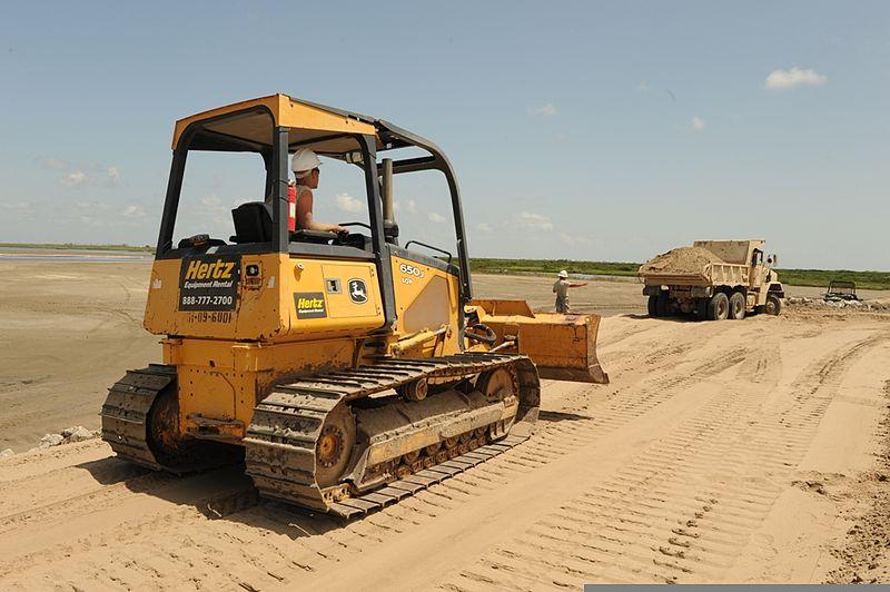 File:Louisiana Army National Guard - bulldozer.jpg