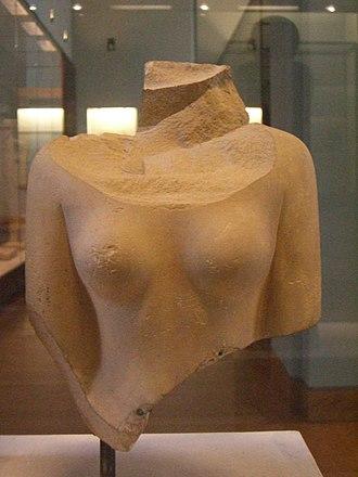 Neferhetepes - Statue of Neferhetepes