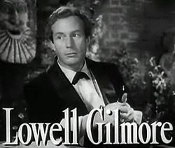 Lowell Gilmore in The Picture of Dorian Gray trailer
