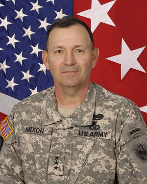 Benjamin R. Mixon - Lieutenant General Mixon as Commanding General of U.S. Army Pacific Command