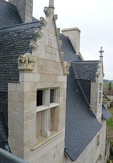 Chateau Restaur Ef Bf Bd Par Viollet Le Duc