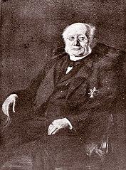 Portrait of Ludwig Windthorst