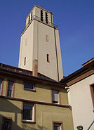 Ludwigshafen-Oppau katholische Kirche