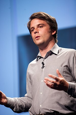 Lukas Biewald - Lukas Biewald speaking at PopTech 2011