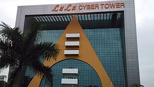 Kakkanad - Lulu Cybertower